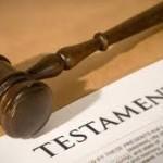 Certidão de Distribuição Inventário Arrolamento e Testamento