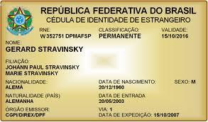 Certidões para Estrangeiros